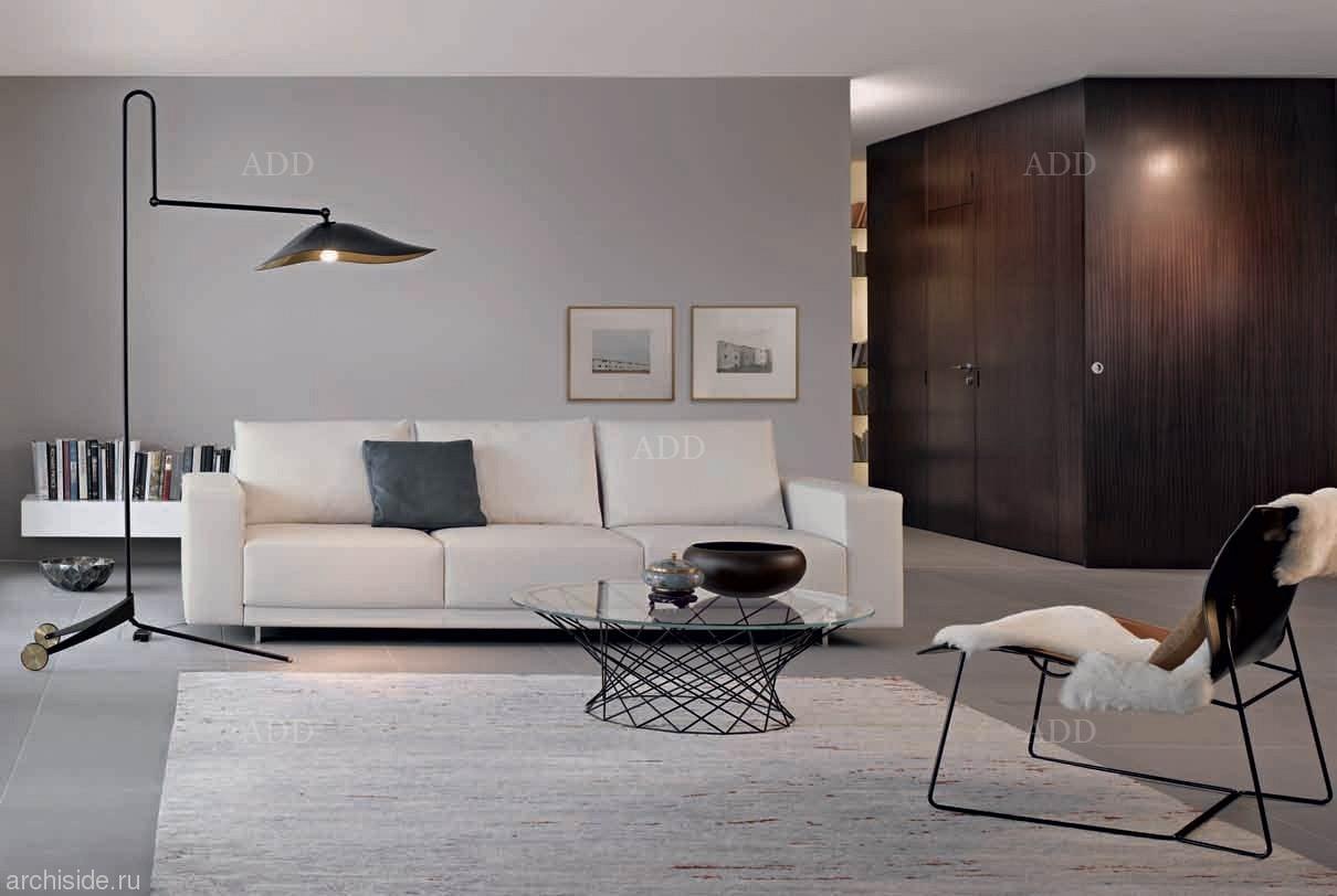 мягкая мебель диван Blue Two Walter Knoll германия купить в