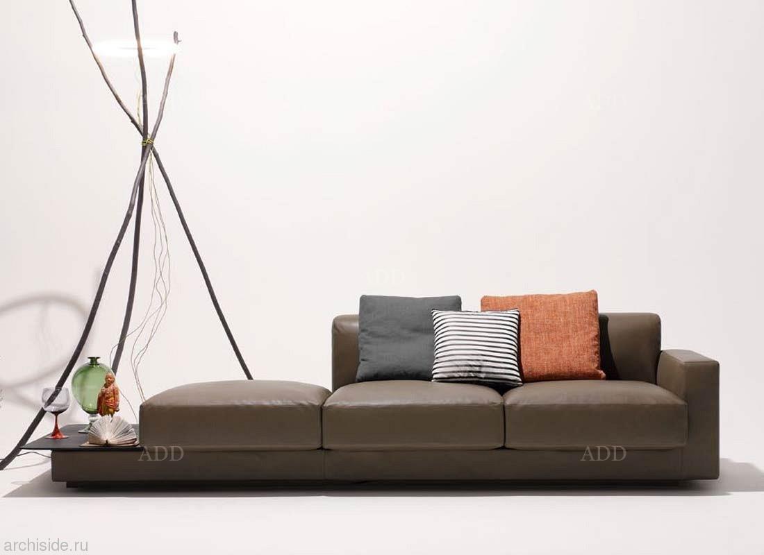мягкая мебель диван Yuuto Walter Knoll германия купить в